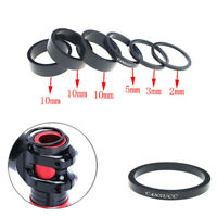 6Pcs Bicycle Headset Washer MTB Road Bike Headset Washer Front Stem Fork Spacers