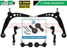 FOR BMW E36 2 FRONT LOWER WISHBONE ARMS ARM REAR BUSH LINK TRACK TIE ROD ENDS
