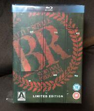 Battle Royale Arrow Limited Edition UK Release Bluray Region ABC, DVD Region 2