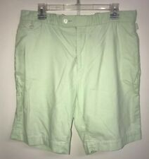 Men's Polo By Ralph Lauren Lime Green Shorts!! Size 36!! Hunting Dog Embroidary!