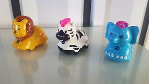 Vtech toot toot drivers **3 Animals**  Free Post   L@@K