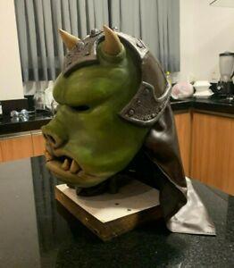 Gamorrean Guard Latex Mask