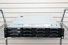 Dell Poweredge R720XD 2 X EIGHT CORE 2.60GHZ E5-2650 V2  64GB 2 x 500GB SERVER