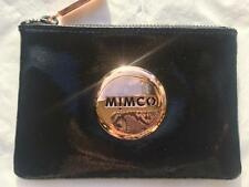 MIMCO Lovely black patent Leather Pouch Clutch SMALL wallet new purse