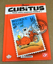 DUPA - CUBITUS - ALBUM CBBD + TIMBRES - TL 1600 EX - NUM (CN)