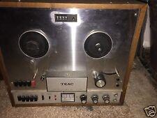 TEAC A1500 W Reel To Reel Tape Deck