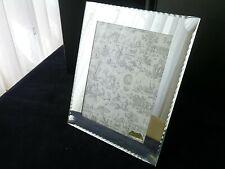 Ancien cadre porte-photo en miroir biseauté Vintage  MMO Garantie