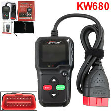 New KW680 CAN OBDII OBD2 EOBD Car Code Reader Diagnostic Scan Tool Fault Scanner