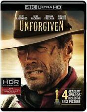 Unforgiven (4K Ultra Hd Blu-ray, 2017, 2-Disc Set, Includes Digital Copy UltraV…