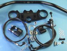 Abm Superbike Lenker-Kit Aprilia RSV Mille R (Rp) 01-03 Nero
