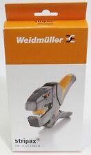 Pelacables carril Weidmüller Stripax 9005000000 de Japón con seguimiento