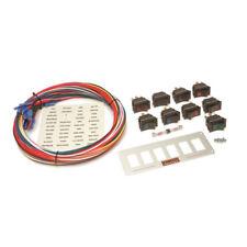 Painless Wiring Multi Purpose Switch Panel Kit 50210;