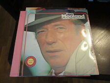 Yves Montand; One Man Show (complete)  LP SEALED