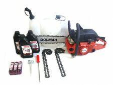 DOLMAR Motorsäge PS-6100 4,6 PS 53 cm Aktionspaket