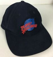 Planet Hollywood Cannes Vintage 1995 Adult Adjustable Baseball Cap / Hat - New