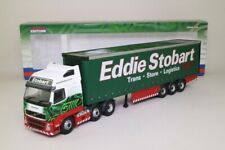 Corgi CC14002; Volvo FH Curtainside Trailer; Eddie Stobart; Excellent Boxed