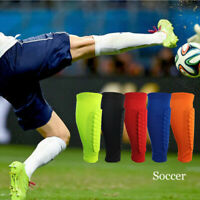 Outdoor Sport Soccer Pads Football Shin Guards Leg Sleeves Leg Protector