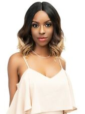 Janet Collection Synthetic Natural Me Lite Deep Part Lace Wig - CARI