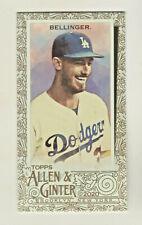 2020 Topps Allen & Ginter Mini GOLD BORDER #65 CODY BELLINGER Dodgers RETAIL