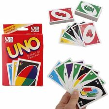 Uno Card Game 108 Playing Cards Playing Family Children Friends Party Game Fun
