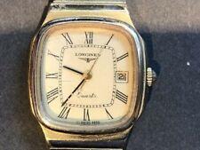 Vintage Longines Flagship Gold Plated Quartz Ladies Watch