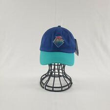 Pink Dolphin Men's Waves 6 Panel Blue Snapback Hat Headwear Baseball Cap NWT