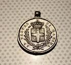 "Vintage Italian ITALY Miniature Military Valor MEDAL ""AL VALORE DI MARINA"""
