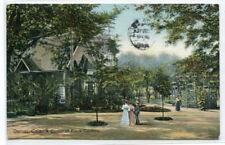 Elitch Gardens Botanical Garden Denver Colorado 1908 postcard