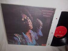 JIMI HENDRIX-IN THE WEST-POLYDOR 23 10161-URUGUAY NM/VG+ VINYL RECORD ALBUM LP