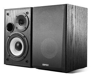 Edifier R980T Active Bookshelf Speaker Set - Black