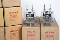 1x QQE04/20 832A PHILIPS NOS Tube Röhre Lampe TSF Valvola Valvula Valve 진공관 真空管