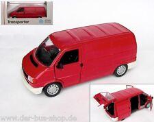 VW Bus t4-modello 1:43 - Transporter-VIGILI DEL FUOCO-ORIGINALI VW-NUOVO