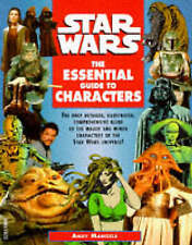 """Star Wars"": Essential Guide to Characters, Andy Mangels 