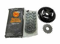 Royal Enfield Classic 500cc Model Complete Chain Sprocket Assembly #597462