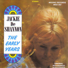 JACKIE DeSHANNON - The Early Years - 60's Pop CD
