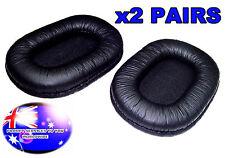 From Oz 2 Pairs Headphone Foam Cushion Padding Pad Earmuffs Sony Mdr-7506 Mdr-v6