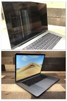 "2016 2017 13"" 15"" MacBook Pro Screen Assembly Mail Replacement A1706 A1707 A1708"