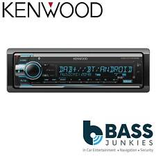 Kenwood KDC-X7000DAB Single Din AUX USB DAB Digital Bluetooth iPhone Car Stereo