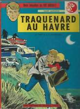 TIBET . RIC HOCHET N°1 . TRAQUENARD AU HAVRE . 2ème ÉDITION . 1967 .