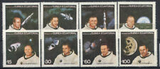 Guinea Equatoriale 1978 Mi. 1411-1418 Nuovo ** 100% Astronauti, spazio