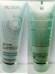 Authentic Nuskin Nu Skin Ageloc LumiSpa Normal/Combo Cleanser Brand New w Sealed