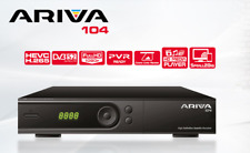 SATELLITE RECIVER BOX FERGUSON ARIVA 104 NEW VERSION OF 103 FULL HD LAN TV
