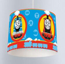 Thomas The Tank Engine (219) Boys Bedroom Drum Lampshade Light Shade