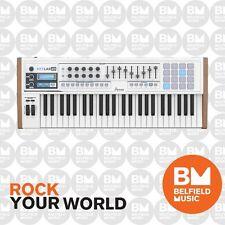 Arturia Keylab 49 Note Synth Midi Controller Keyboard Keys Synthesiser Key Lab