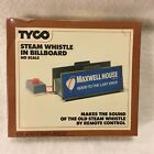 HO Gauge Kit 934 TYCO Steam Whistle In Billboard Maxwell House - Sealed