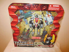 Transformers movie ROTF 5 Robots Combine to Form Superion set Action Figures new