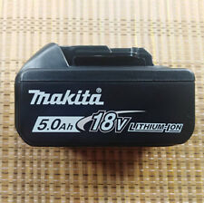 Brand New  Makita 5.0AH 18 Voit Li-ion battery BL1850B Original with indicator