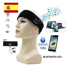 Headphones Auriculares Deportiva y para Dormir - Diadema Bluetooth