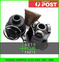 Fits NISSAN SERENA NC23 4WD 1991-1999 - Inner Joint 27X126