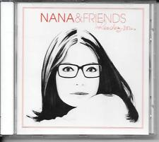 CD ALBUM 15 TITRES--NANA MOUSKOURI--NANA & FRIENDS--RENDEZ VOUS...--2011